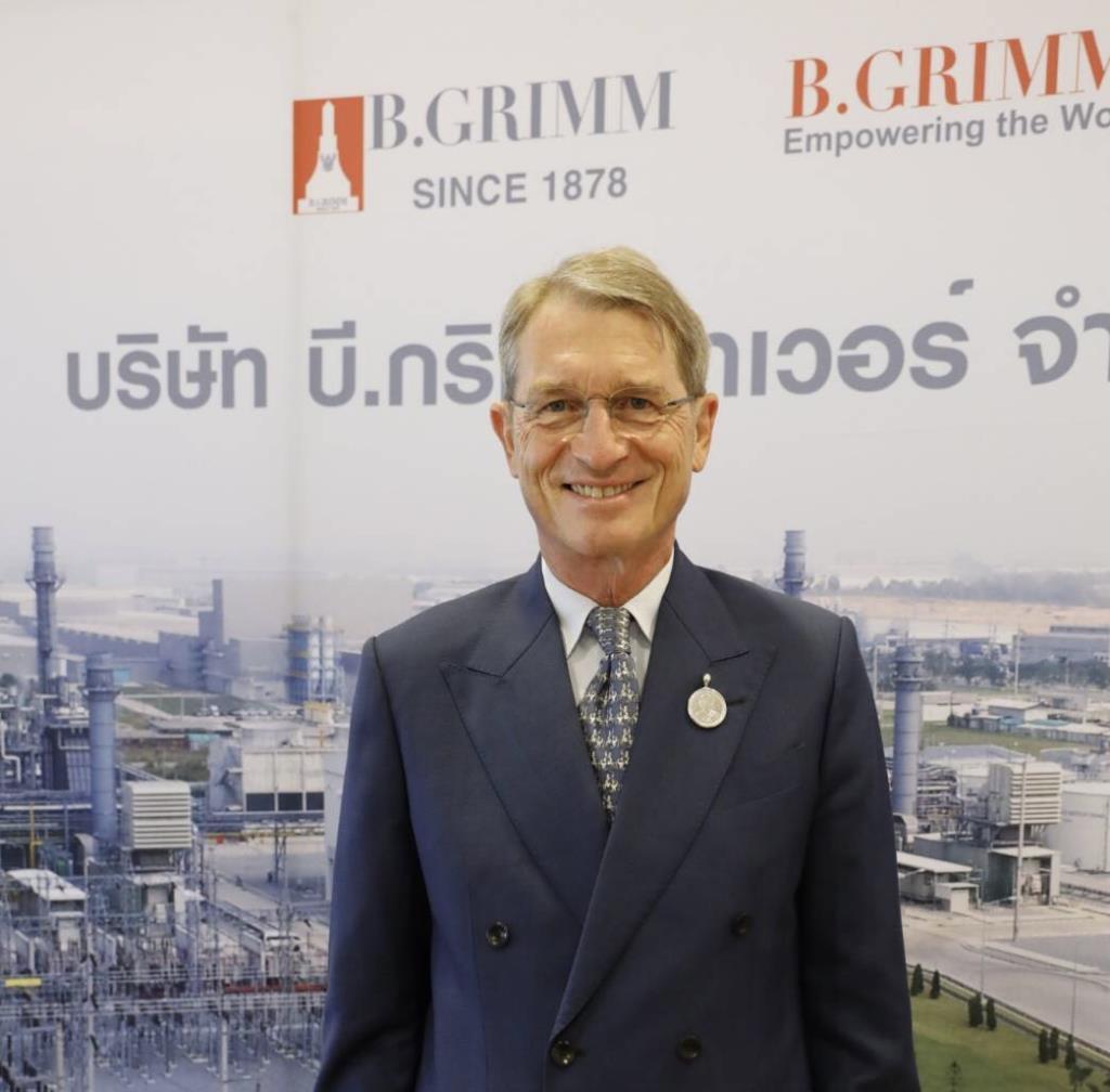 BGRIMจ่อนำเข้าLNG 2.5แสนตันในปีหน้า