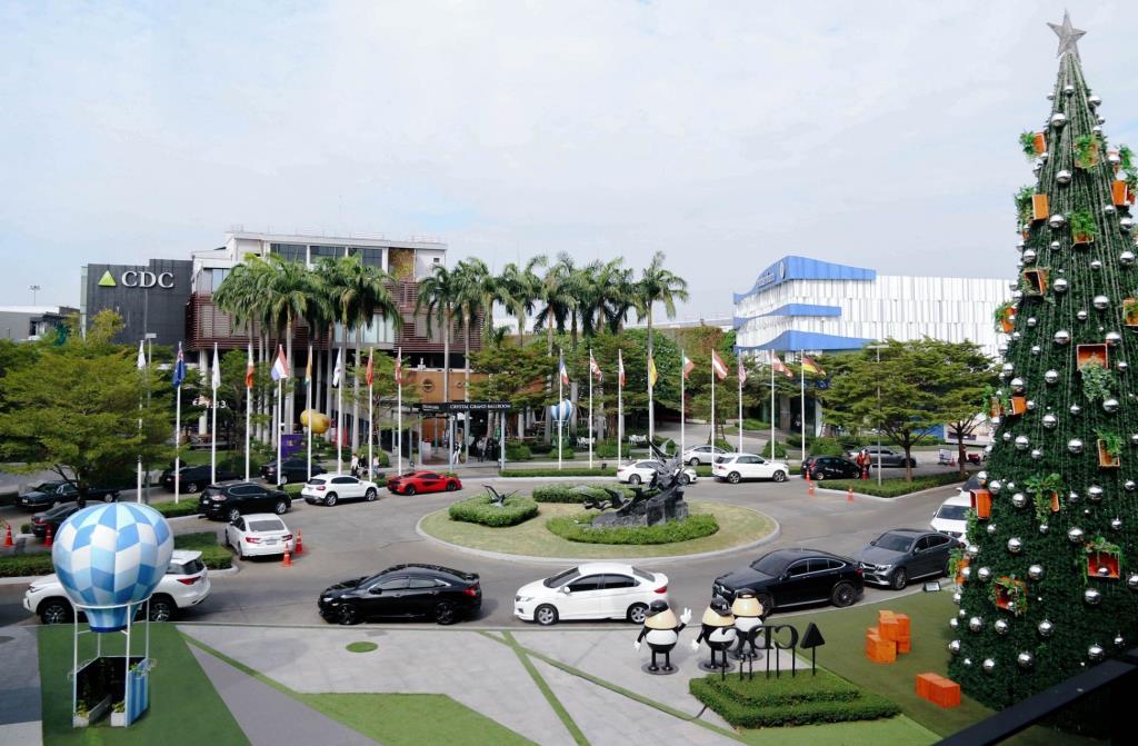 """""""ซีดีซี"""" สร้างชื่อคว้ารางวัลระดับโลก Luxury Lifestyle Awards ตอกย้ำความเป็นผู้นำศูนย์การค้าไลฟ์สไตล์สุดหรูในประเทศไทย"""