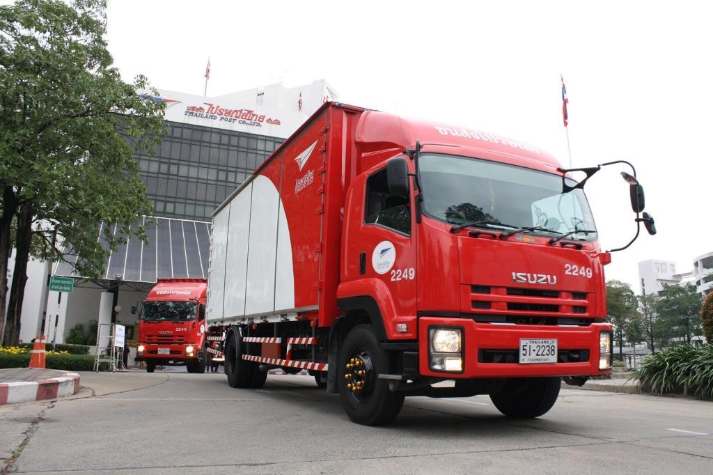 อีคอมเมิร์ซ ช่วยดัน 'ไปรษณีย์ไทย' จัดส่งสินค้าปี 63 กว่า 2,400 ล้านชิ้น