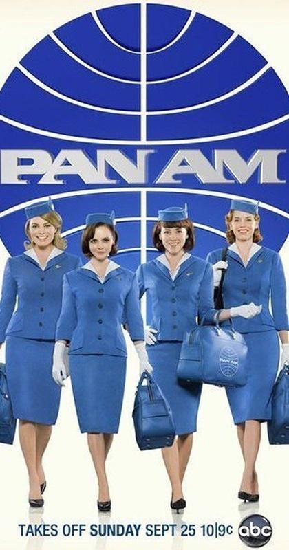 หนังโทรทัศน์ซีรีส์ย้อนยุคแห่งทศวรรษ 1950s เรื่อง The Star of Pan Am เมื่อปี 2011  ผู้กำกับได้เชิญโรเบิร์ตส์และไรลีย์ไปให้ความเห็นและคำแนะนำเกี่ยวกับรายละเอียดของเสื้อผ้าหน้าผมและฉากต่างๆ ในเที่ยวบินของแพนแอม
