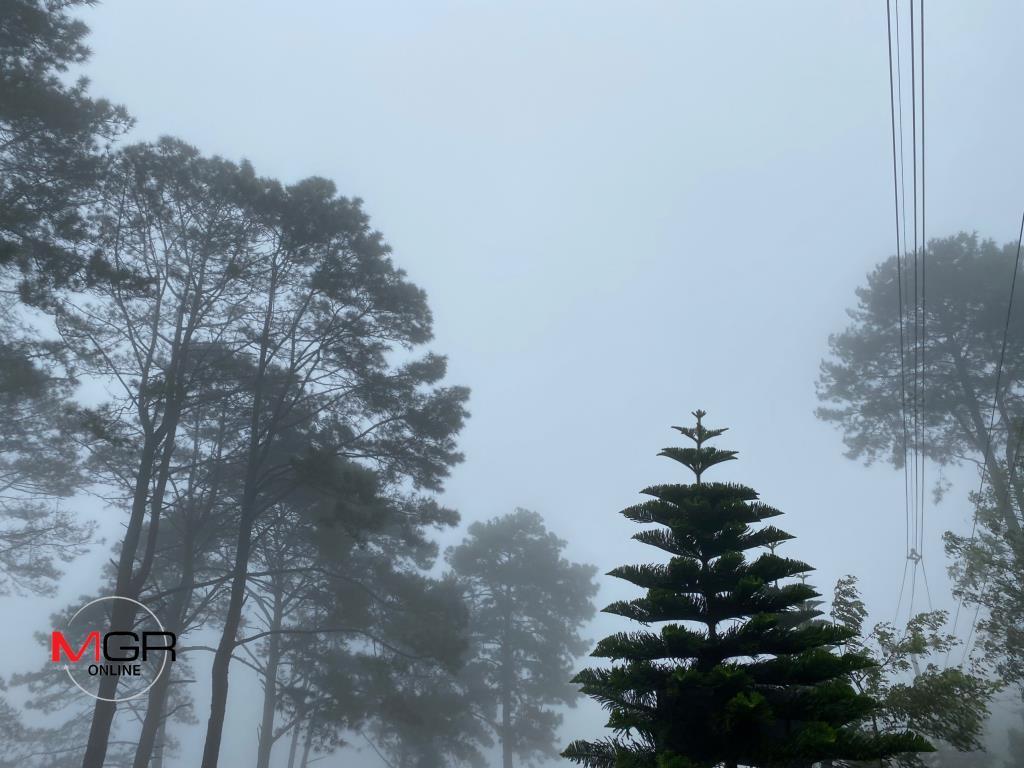 อากาศหนาวส่งท้ายปี ไทยตอนบนเย็นลง 2-4 องศา ใต้มีฝนตกเพิ่มขึ้น คลื่นสูงมากกว่า 4 เมตร
