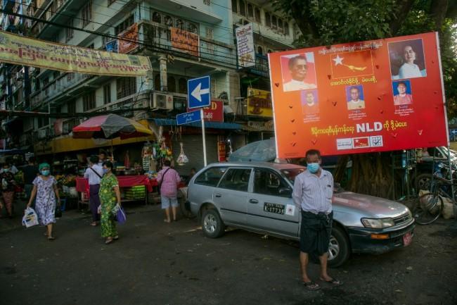 กลุ่มติดอาวุธพม่ายอมปล่อยตัว 3 นักการเมืองหลังโดนอุ้มกว่า 2 เดือน