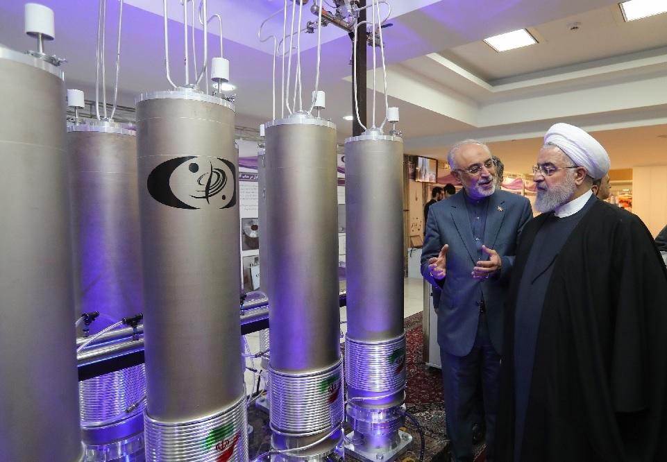 อิหร่านแจ้งไอเออีเอจะเสริมสมรรถนะยูเรเนียมเป็น 20 เปอร์เซ็นต์