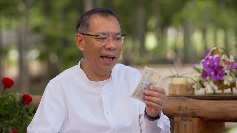 """คำต่อคำ """"ผู้ว่าฯ หมูป่า"""" แนะเคล็ดลับฝึกวินัยการเงิน ลูกสาว 2 คนเก็บเงินได้หลักล้านเพราะทำสิ่งนี้"""