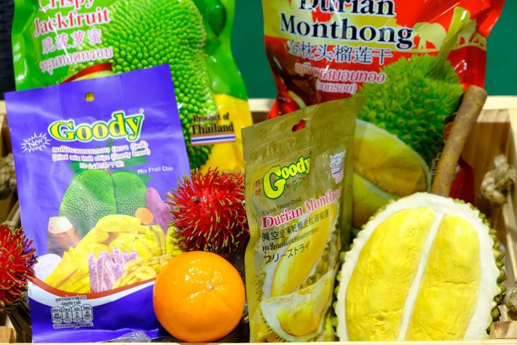 """""""พาณิชย์"""" เผยสินค้าของกินเล่นที่ทำด้วยผลไม้มีโอกาสส่งออกตลาดสหรัฐฯ เพิ่มขึ้น"""