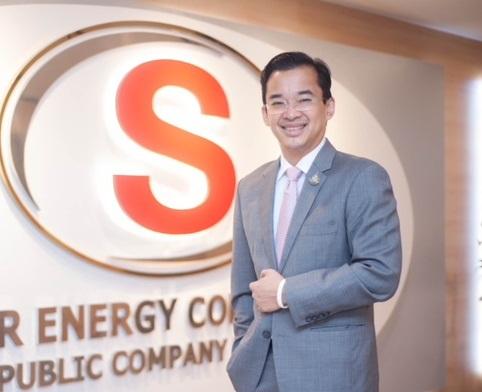SUPER กดปุ่ม COD โซลาร์ฟาร์มเวียดนาม 550 MW