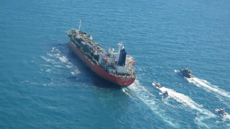 อิหร่านยึด 'เรือบรรทุกสารเคมีเกาหลีใต้' แก้เผ็ดโดนอายัดเงิน $7,000 ล้านตามคำสั่งแซงก์ชั่นสหรัฐฯ