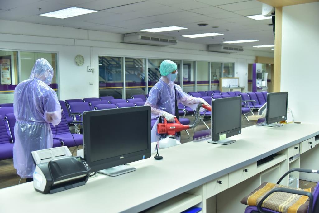 กรมพัฒน์ฯ สร้างความมั่นใจผู้ใช้บริการ เข้มป้องกันโควิด-19 เน้นสะอาด ปลอดโรค