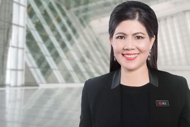 นางสุพินท์ มีชูชีพ กรรมการผู้จัดการ บริษัทที่ปรึกษาและบริการด้านอสังหาริมทรัพย์ เจแอลแอล
