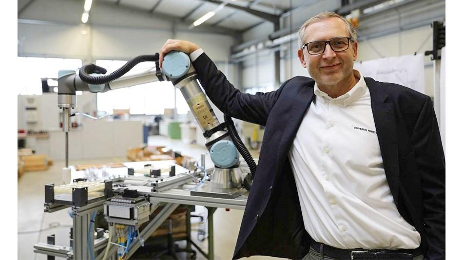 """ยูนิเวอร์ซัล โรบอท ขายหุ่นยนต์โคบอททะลุ 50,000 ตัว """"เอเชีย แปซิฟิก"""" ขึ้นแท่นตลาดใหญ่สุดต่อเนื่อง 5 ปี"""