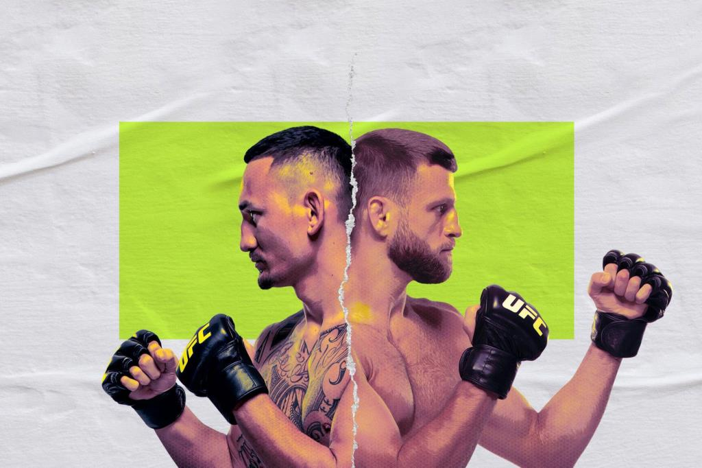 """ระเบิดความมันรับปี 2021 UFC Fight Night """"ฮอลโลเวย์"""" ฟาดปาก """"กัตตา"""" 17 ม.ค. นี้"""