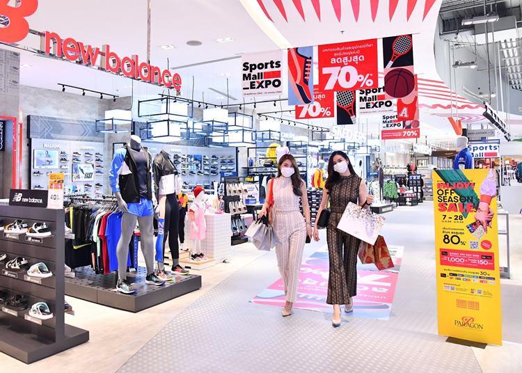 """ห้างฯกลุ่มเดอะมอลล์ กรุ๊ป จัดแคมเปญ """"ENJOY! OFFSEASON SALE"""" ลดราคาสินค้าแฟชั่นส่งท้ายซีซั่นสูงสุด 80%"""