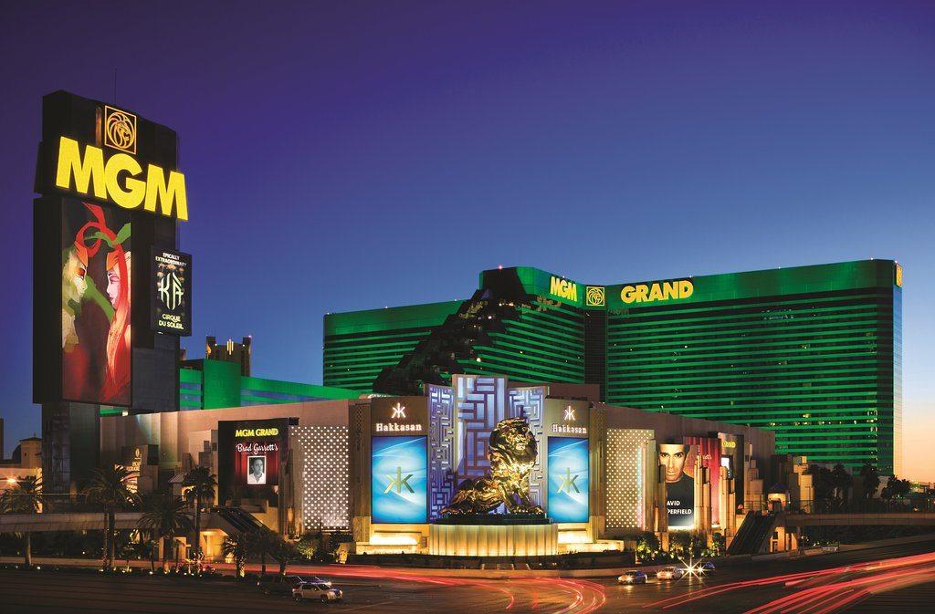 MGM Grand (ภาพจาก Leonardo on TripAdvisor)