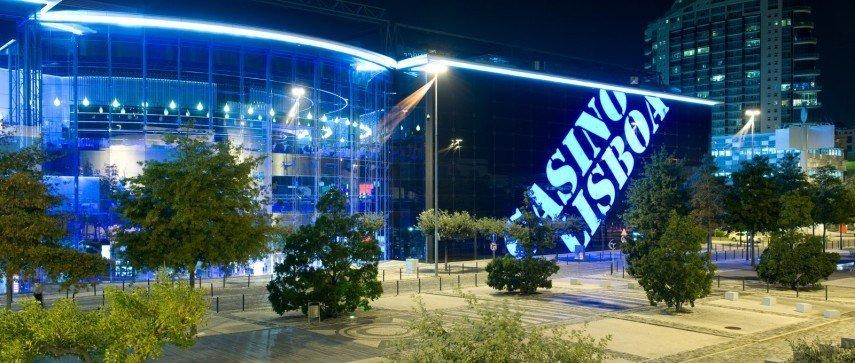 Casino Lisboa (ภาพจาก marinaparquedasnacoes.pt)