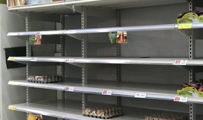 คนไทยเกือบ 80% คิดว่าจะกระทบด้านอาหาร หากถูกล็อคดาวน์เพราะโควิด-19 ระลอกใหม่