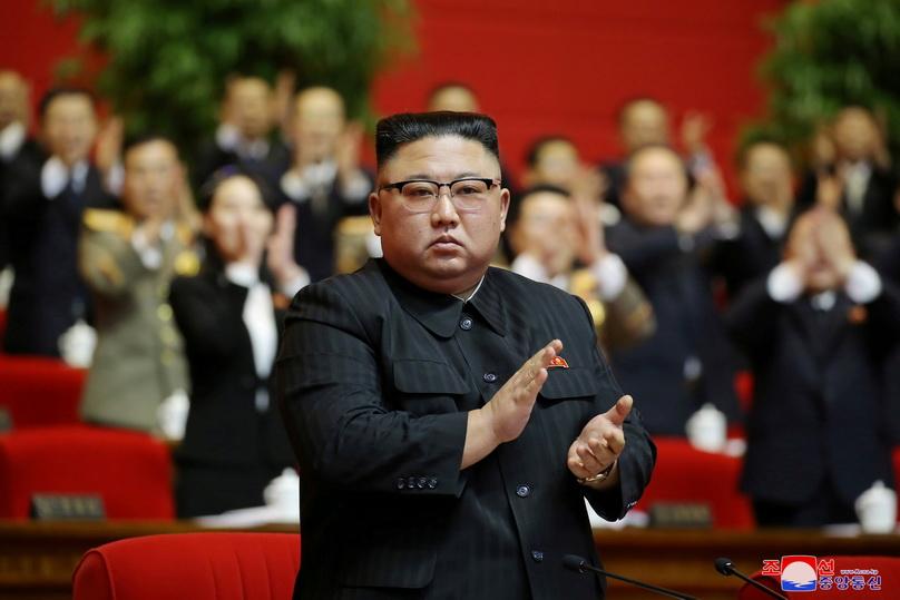เกาหลีเหนือยกสถานะ 'คิมจองอึน' ขึ้นเป็น 'เลขาธิการใหญ่พรรคแรงงาน'