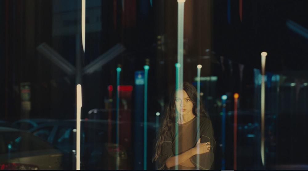 Olivia Rodrigo ใน MV ซิงเกิล Drivers License