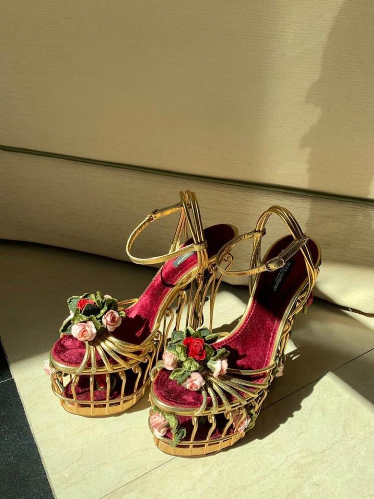 รองเท้าคู่โปรด โดลเช แอนด์ กาบบานา