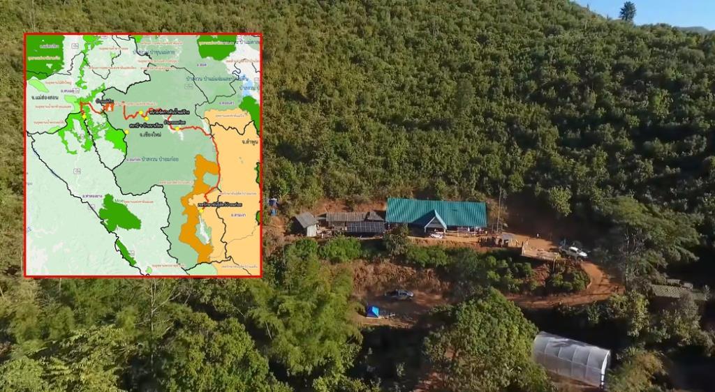"""กรมอุทยานฯ แจง """"บ้านแม่เกิบ"""" ไม่ได้อยู่ในพื้นที่ป่าอนุรักษ์ หลัง """"ศรีสุวรรณ"""" ถามถึงปมมีหมู่บ้าน ในเขตรักษาพันธุ์สัตว์ป่า"""