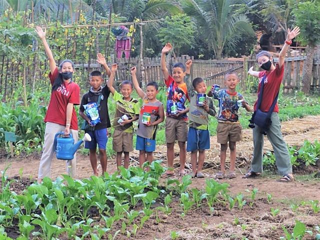 """เจียไต๋ ก้าวสู่ความยั่งยืนควบคู่สังคมไทย """"พัฒนาเกษตร พัฒนาสังคม"""""""