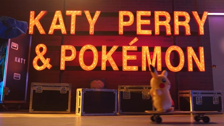 """โปเกมอนฉลองครบ 25 ปี-จับมือนักร้องสาว """"Katy Perry"""""""