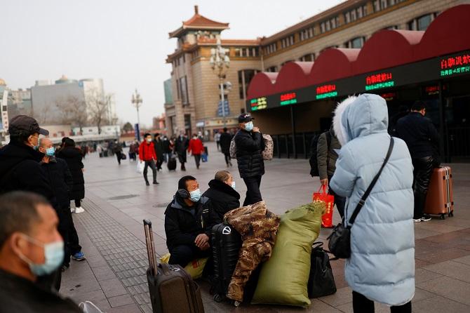 ไม่จบไม่สิ้น!โควิด-19คืนชีพในจีน พบติดเชื้อรายวันสูงสุดรอบ10เดือน
