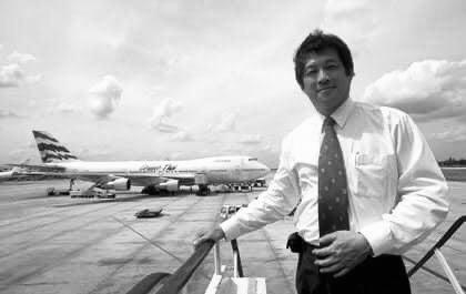 """""""อุดม ตันติประสงค์"""" ผู้ก่อตั้งสายการบินOrient Thai และ วันทูโก เสียชีวิตแล้ว"""
