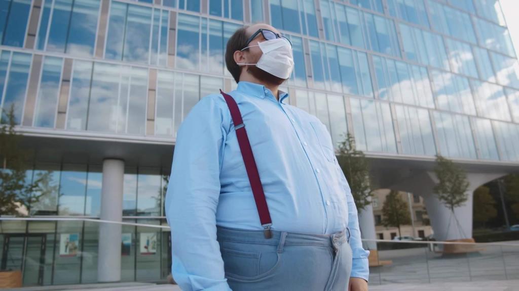 แพทย์แนะ 5 วิธีสำหรับคนอ้วน รับมือโควิด-19
