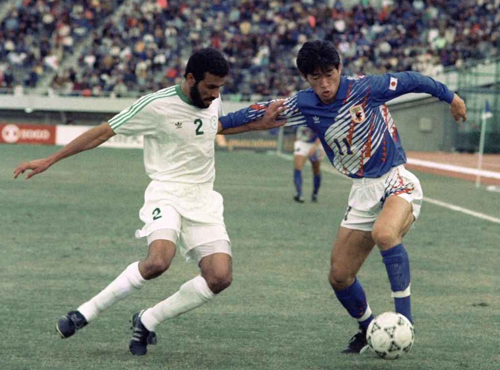 ตำนานญี่ปุ่นที่ไม่เคยไปบอลโลก