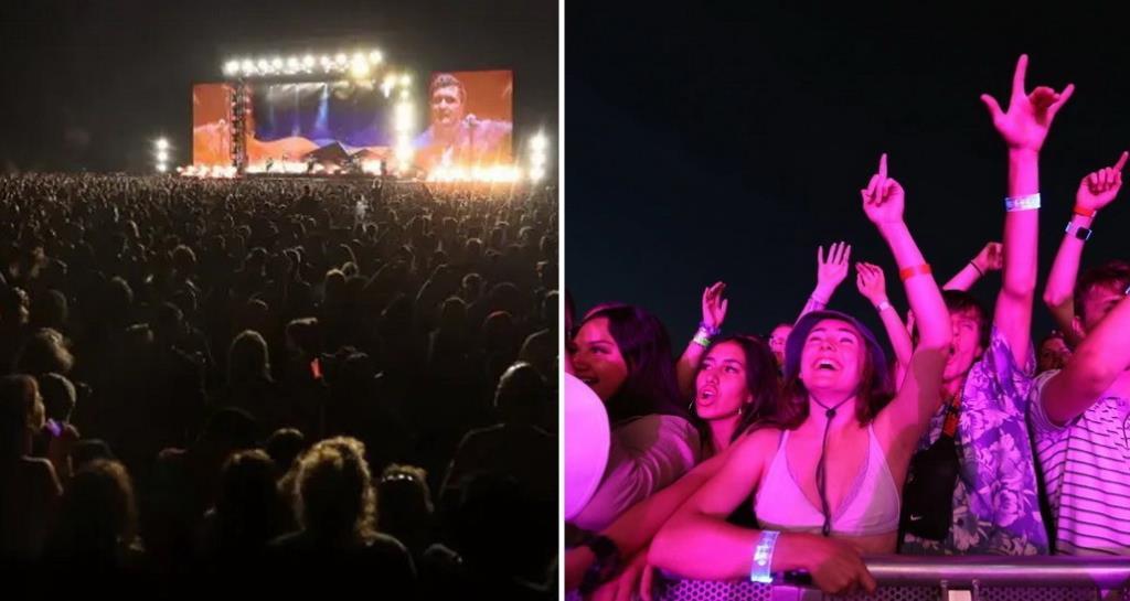 โลกอึ้ง! 'นิวซีแลนด์' จัดคอนเสิร์ตใหญ่ไม่เว้นระยะห่าง ชาวบ้านมั่นใจรบ.รับมือโควิด-19 ดีเยี่ยม