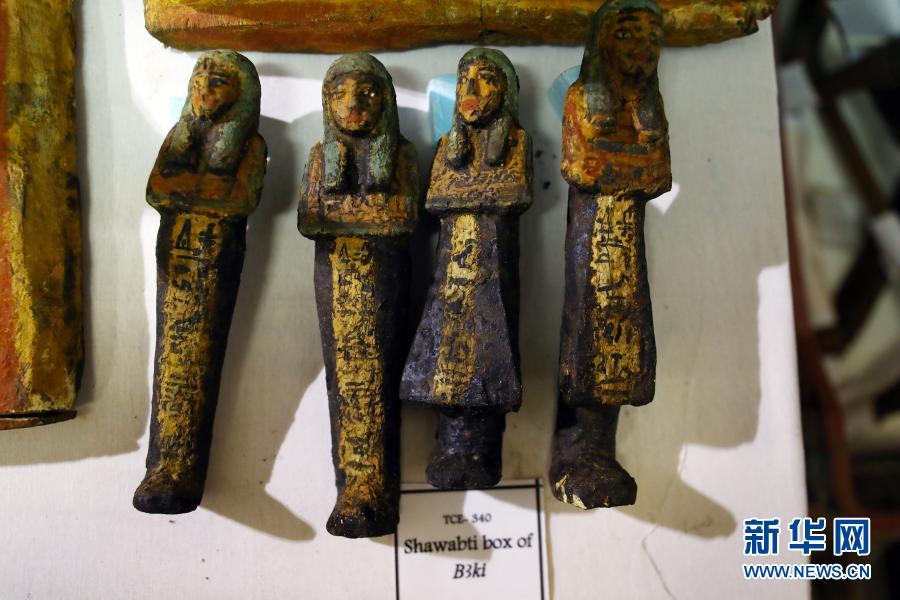 """ตะลึง! อียิปต์ขุดพบโลงศพ """"มเหสีของฟาโรห์"""" อายุ 4,300 ปี"""