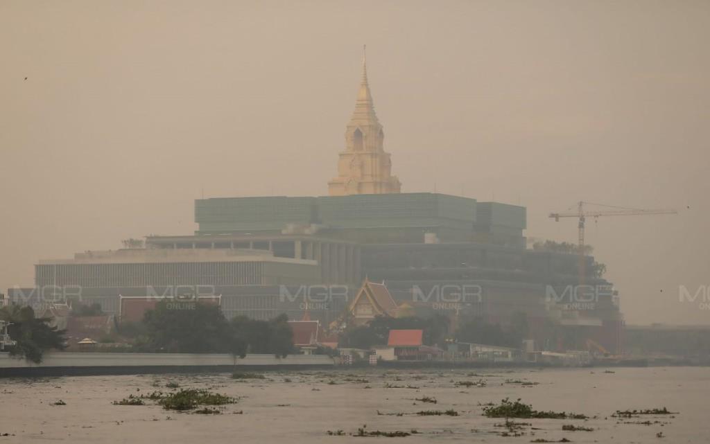 กทม.อากาศเย็น! ฝุ่น PM2.5 เกินมาตรฐาน 53 พื้นที่ เริ่มมีผลกระทบต่อสุขภาพ