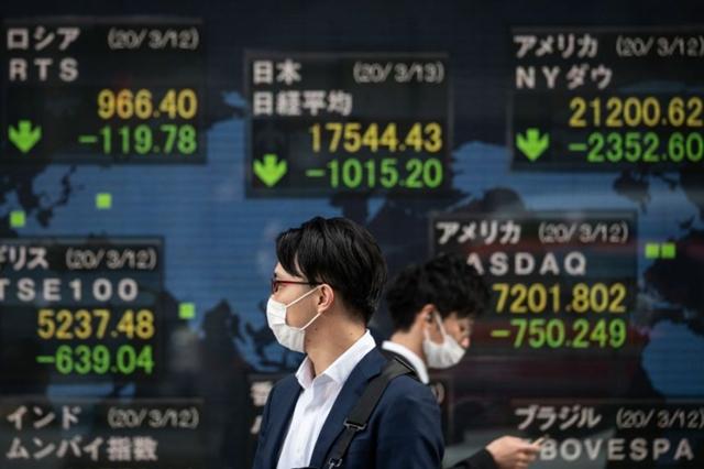 ตลาดหุ้นเอเชียปรับบวก ขานรับแบงก์ชาติจีนตรึงดอกเบี้ยเงินกู้ LPR