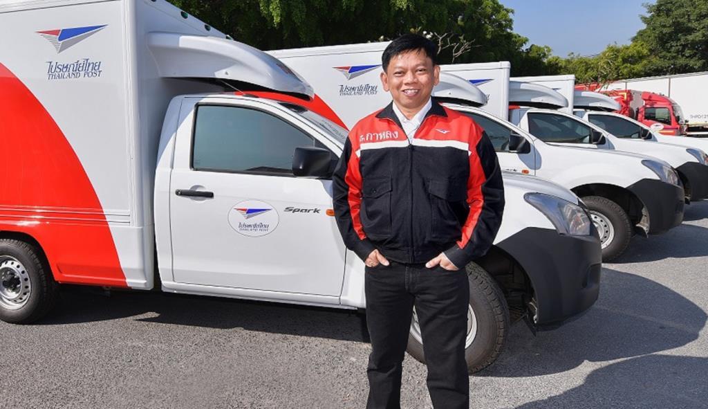 ไปรษณีย์ไทย เร่งพัฒนารถขนส่งควบคุมอุณหภูมิใช้ส่งของสด คาดให้บริการได้ครบทุกจังหวัดภายในปี 2564