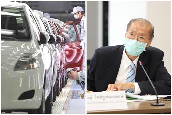 ผลิตรถยนต์ปี'63ดีเกินคาดส.อ.ท.ตั้งเป้าปี'64โตต่อเป็น1.5ล้านคัน