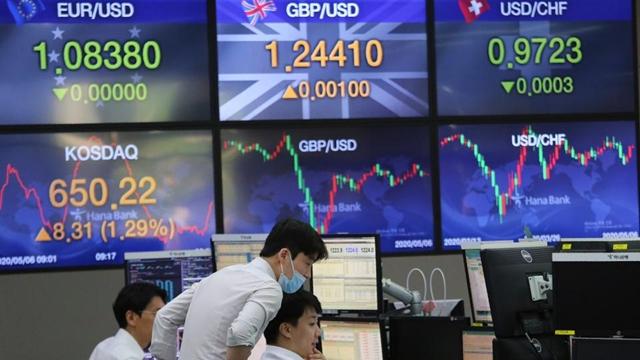 ตลาดหุ้นเอเชียปรับลบ ขณะนักลงทุนจับตาหุ้นซัพพลายเออร์แอปเปิลในเอเชีย