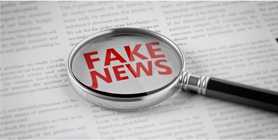 """""""ดีอีเอส"""" แนะ 10 ข้อ รู้ทันข่าวปลอม หากไม่แน่ใจควรหาข้อมูลเพิ่ม"""