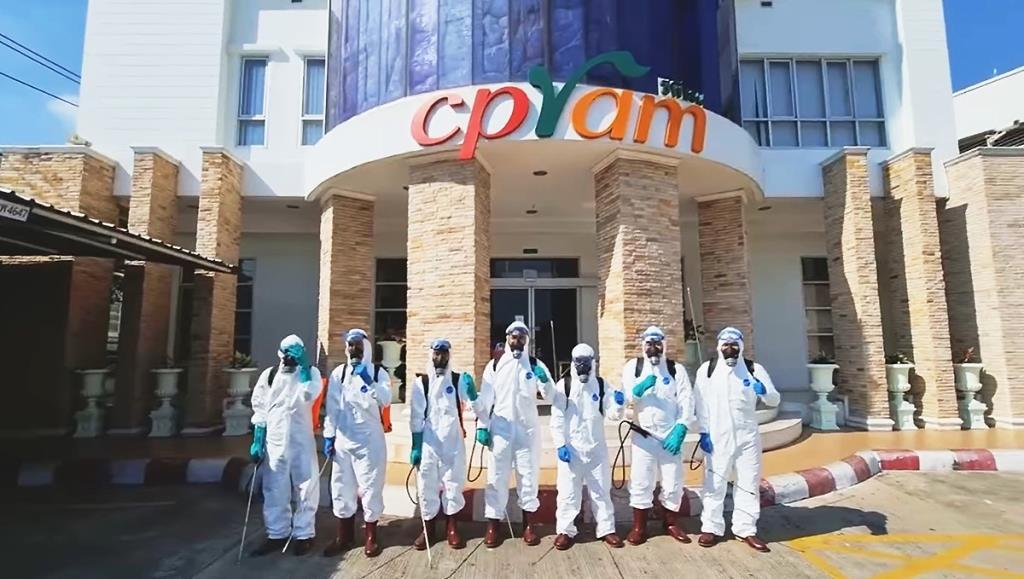 ซีพีแรม ยกระดับมาตรการป้องกันโควิด-19 ระลอกใหม่