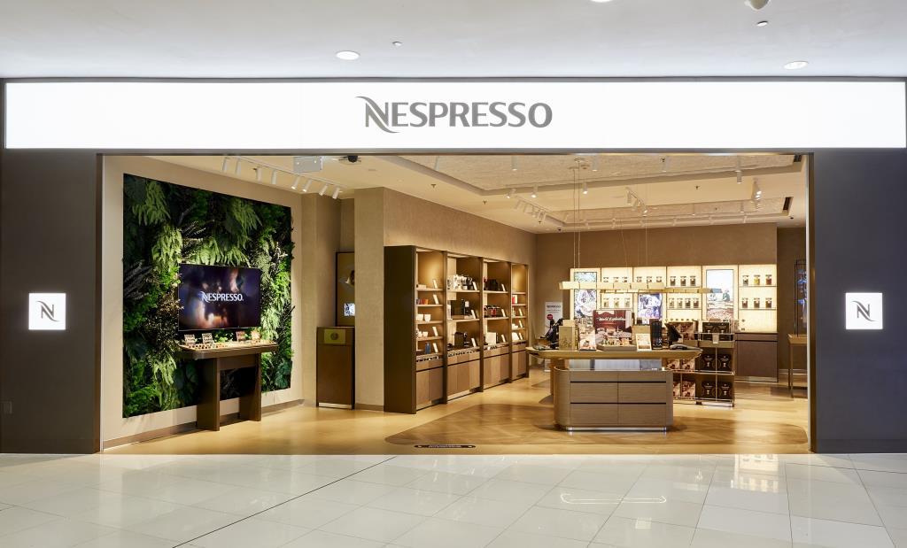 """""""เนสเพรสโซ"""" เร่งขยายฐานกาแฟ เปิดบูติกใหม่ที่ศูนย์การค้าเมกาบางนา"""