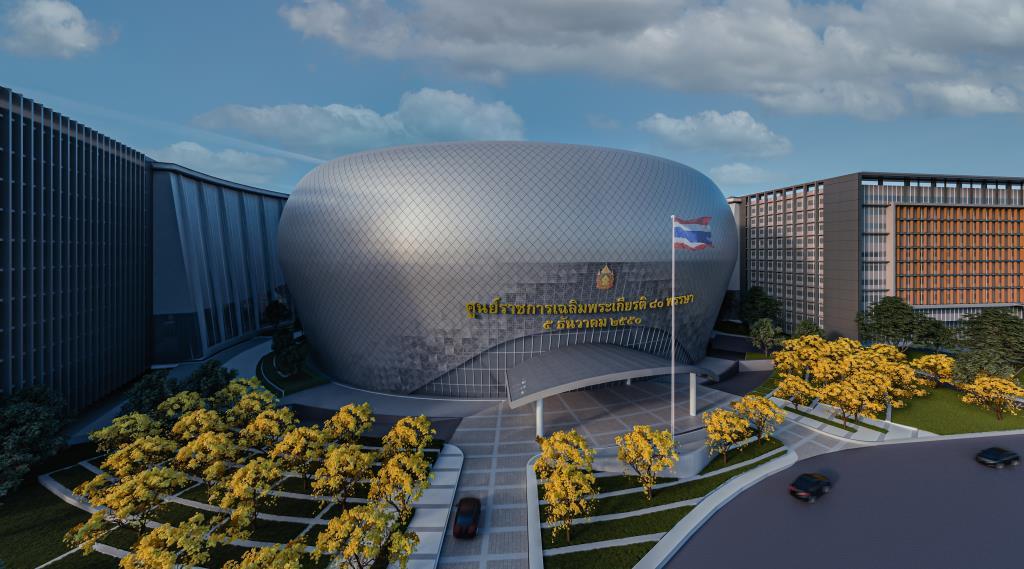 ธพส.เน้นย้ำมาตรการดูแลคนงานก่อสร้างศูนย์ราชการฯป้องกันโควิด-19