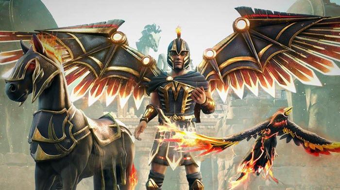 """ซีรีส์ Netflix """"Blood of Zeus"""" ร่วมแจมเกม Immortals Fenyx Rising"""