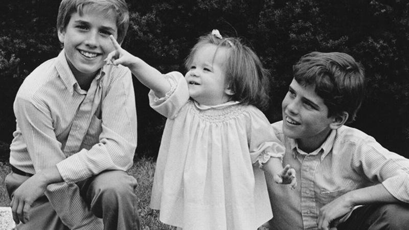 น้องโบ น้องแอชลีย์ และน้องฮันเตอร์