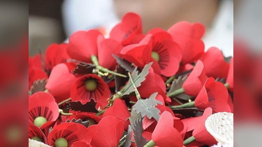 สัปดาห์ดอกป๊อปปี้บาน เนื่องใน วันทหารผ่านศึก 2564