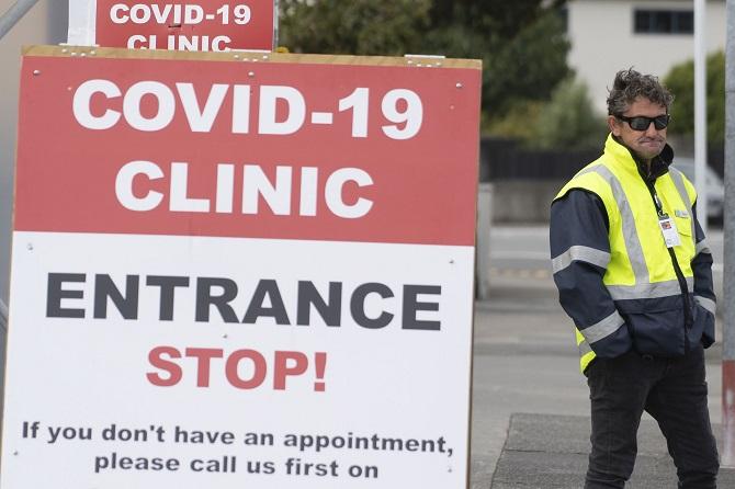 ยังไม่จบ!นิวซีแลนด์พบผู้ติดเชื้อโควิดในชุมชนรายแรกรอบหลายเดือน