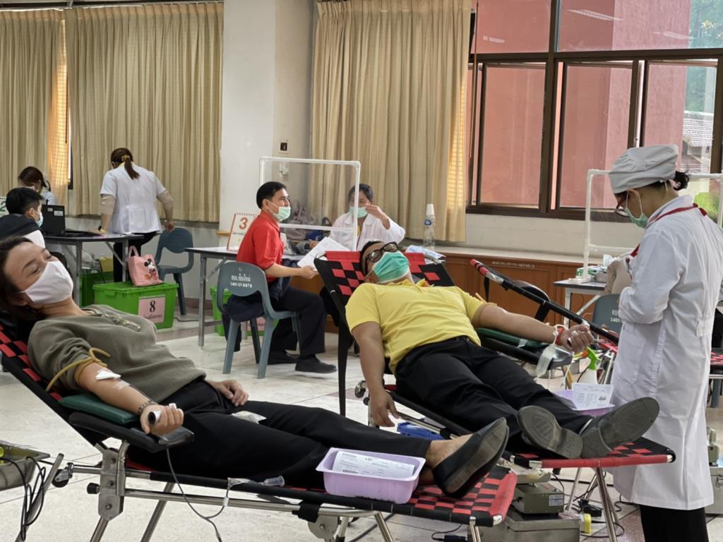 เชียงไร้ป่วยโควิด-19เพิ่ม13วันติดแล้ว-กาชาดตั้งหน่วยเคลื่อนที่รับบริจาคเลือดหลังขาดแคลนหนัก