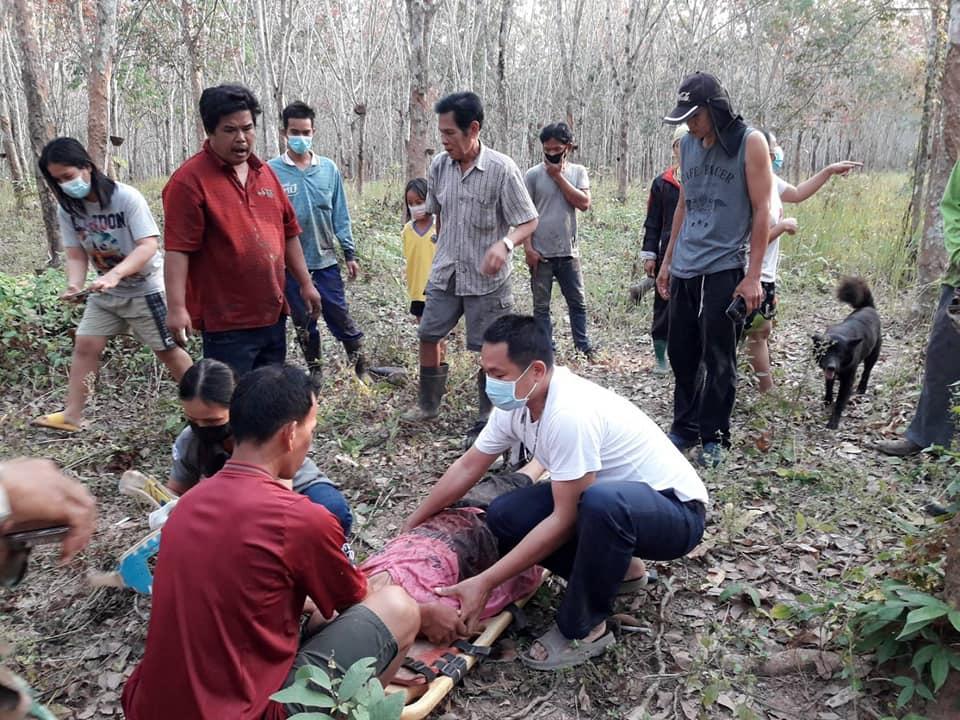 ช้างป่าแก่งหางแมว จ.จันทบุรี ทำร้ายเกษตรกรอีกแล้ว ถี่ยิบเป็นปัญหาลุกลามกรมอุทยานฯ เอาไม่อยู่!!