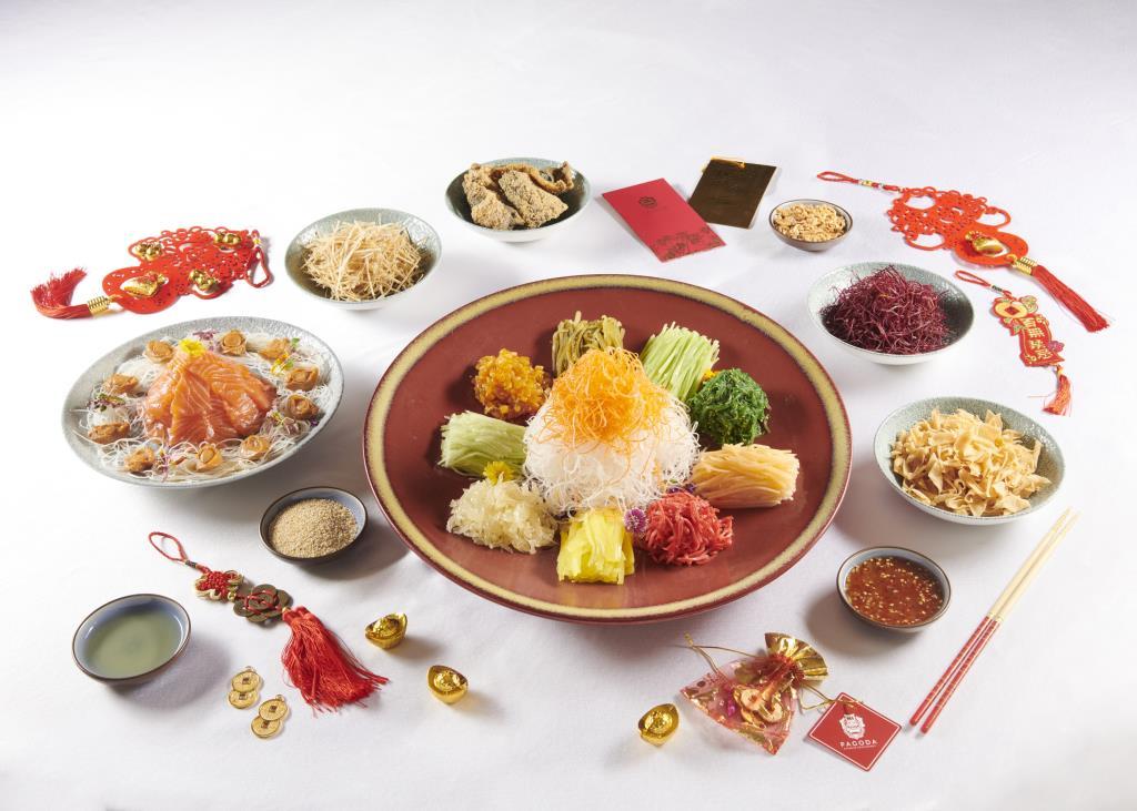 """ฉลองเทศกาลตรุษจีนด้วยสุดยอด """"เมนูสิริมงคล"""" ณ ห้องอาหารจีนพาโกด้า ไชนีส เรสเตอรองท์"""
