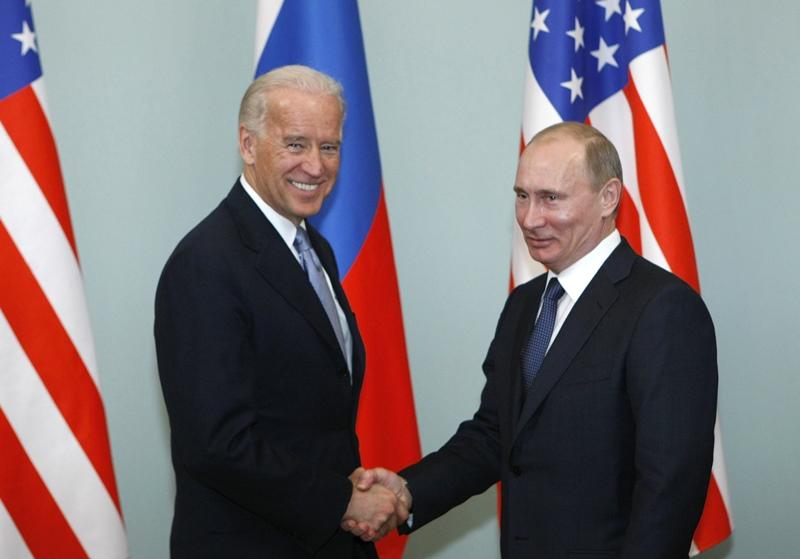 'ไบเดน'ส่งสัญญาณใช้ไม้แข็งกับ'รัสเซีย'  ด้าน'ลูกน้อง'ยันจับมือพันธมิตรสู้'มอสโก-ปักกิ่ง-อิหร่าน'