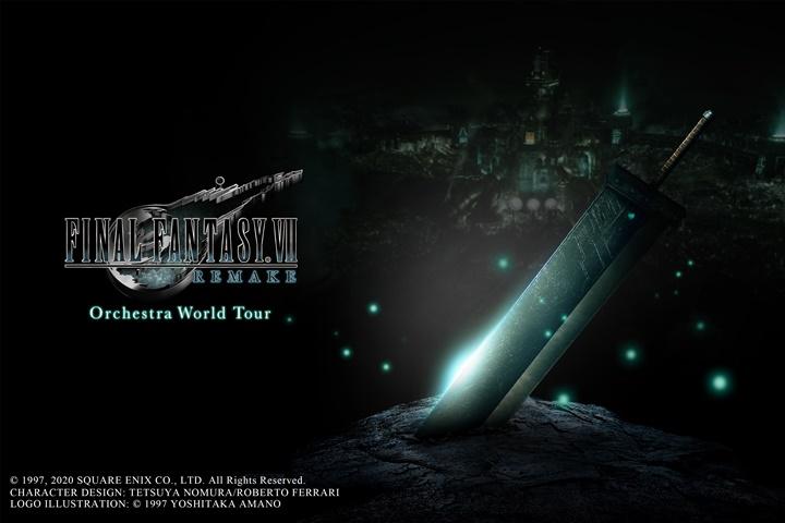 """คอนเสิร์ต """"Final Fantasy VII Remake"""" จัดออนไลน์ในญี่ปุ่น-ของไทยยังต้องลุ้น"""