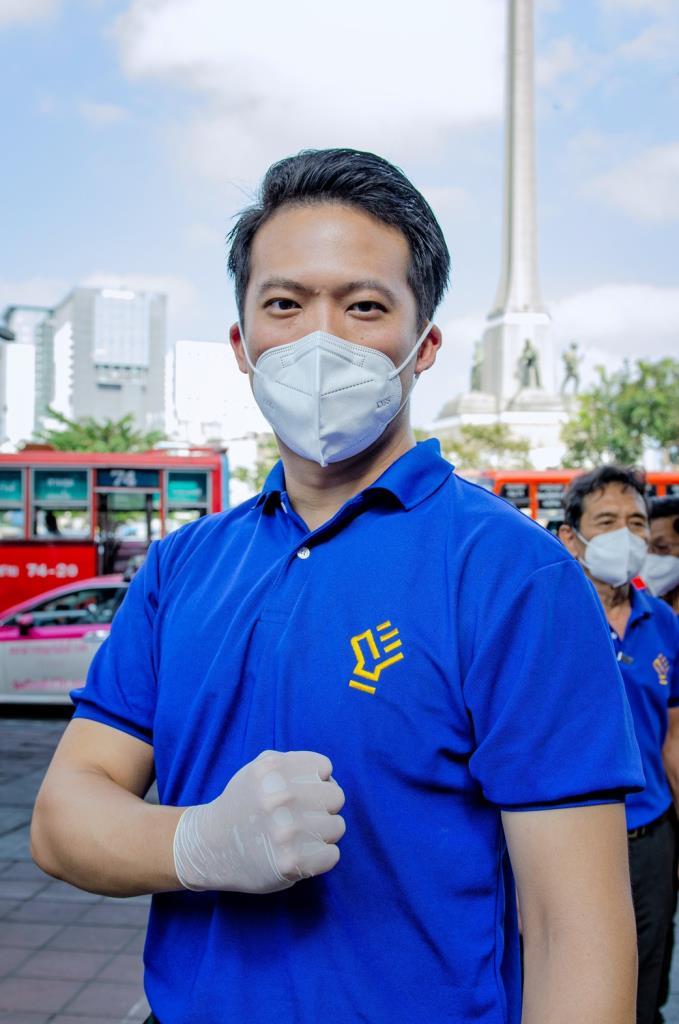 ว่าที่ผู้สมัครส.ก.พรรคกล้าโชว์กึ๋น ถึงเวลายกเครื่องแผนปฏิรูปรถเมล์ โชว์ความกล้าทางนโยบายเป็นเรื่องสำคัญแก้ปัญหาฝุ่น PM 2.5